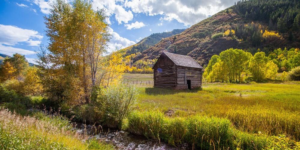 Sylvan Lake State Park, CO., Fall 2014