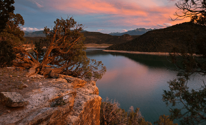 Ridgway State Park, CO, Fall 2015
